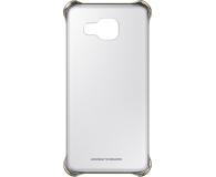 Samsung Clear Cover do Samsung Galaxy A3 2016 złoty (EF-QA310CFEGWW)