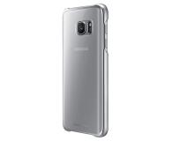 Samsung Clear Cover do Samsung Galaxy S7 srebrny (EF-QG930CSEGWW)
