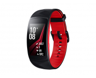 Samsung Gear Fit 2 Pro (L) SM-R365 Red Dynamic (SM-R365NZRAXEO)