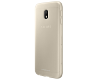 Samsung Jelly Cover do Galaxy J3 2017 Gold (EF-AJ330TFEGWW)