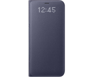 Samsung LED View Cover do Galaxy S8 fioletowy (EF-NG950PVEGWW)