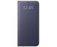 Samsung LED View Cover do Galaxy S8+ fioletowy (EF-NG955PVEGWW)