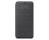 Samsung LED View Cover do Galaxy S9 Black (EF-NG960PBEGWW)