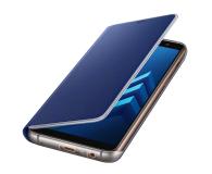 Samsung Neon Flip Cover do Galaxy A8 Blue (EF-FA530PLEGWW)