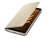 Samsung Neon Flip Cover do Galaxy A8 Gold (EF-FA530PFEGWW)