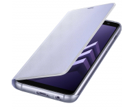 Samsung Neon Flip Cover do Galaxy A8 Orchid Gray (EF-FA530PVEGWW)