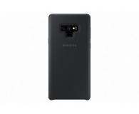 Samsung  Silicone Cover do Note 9 czarne (EF-PN960TBEGWW)