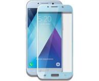 Samsung Szkło Hartowane 3D do Galaxy A5 2017 Niebieski (GP-A520QCEEAAB)