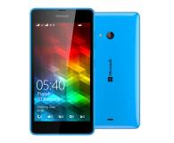 Smartfon/Telefon/Fablet Microsoft Lumia 540 Dual SIM niebieski
