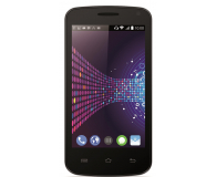 Smartfon/Telefon/Fablet myPhone FUNKY Dual SIM 8GB czarny + obudowy