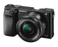 Sony A6000 + 16-50mm czarny (ILCE6000LB.CEC)
