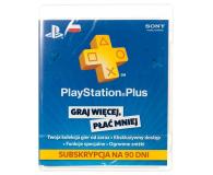 Sony Karta Playstation Plus 90 dni (9235644)