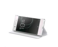 Sony Style Flip Cover SCSG30 do Xperia XA1 White  (SCSG30 White)