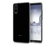 Spigen Liquid Crystal do Huawei P20 Clear (8809565307000)
