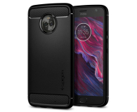 Spigen Rugged Armor do Motorola Moto X4 Black (M11CS22003)