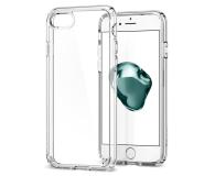 Spigen Ultra Hybrid 2 do iPhone 7/8 Crystal Clear (042CS20927)