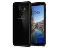 Spigen Ultra Hybrid do Galaxy A8 Matte Black (8809565304491 / 590CS22751)
