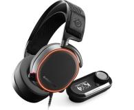 SteelSeries Arctis Pro + GameDAC czarne (61453)