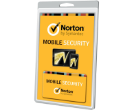 Symantec Norton Mobile Security 12m PL (klucz) (21277032 / 21277378)