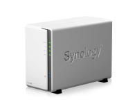 Synology DS218j (2xHDD, 2x1.3GHz, 512MB, 2xUSB, 1xLAN)  (DS218j (następca DS216j))