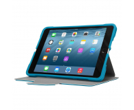 Targus 3D Protection do iPad Mini 4,3,2,1 Niebieskie (THZ59502GL)