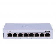 Ubiquiti 8p UniFi US-8 (8x100/1000Mbit) 1xPoE (US-8 (PoE Passthrough))