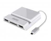 Unitek Stacja Dokująca do Tabletu HUB USB OTG (Y-2165B)