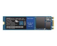 WD 500GB M.2 2280 PCI-E NVMe SSD Blue SN500  (WDS500G1B0C)
