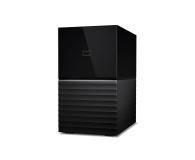 WD My Book Duo 8TB (2x4TB) RAID Dual-Drive (WDBFBE0080JBK-EESN)