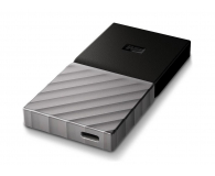 WD My Passport SSD Portable Storage USB 3.1 512GB (WDBKVX5120PSL-WESN)