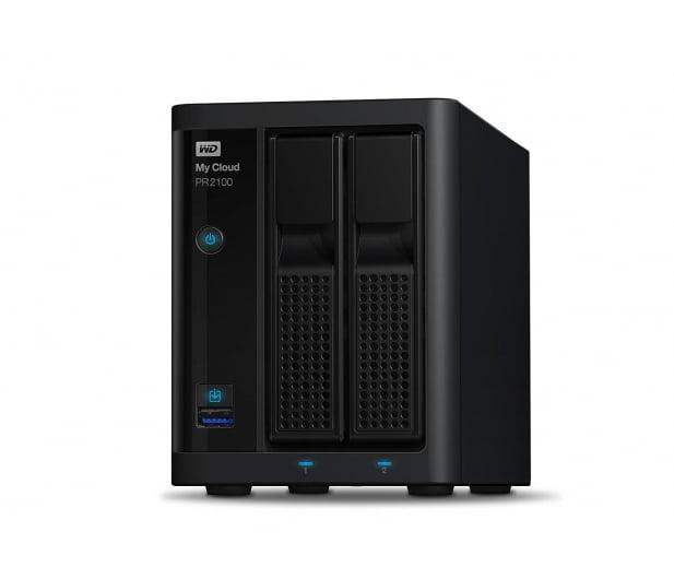 WD My Cloud Pro Series PR2100 8TB
