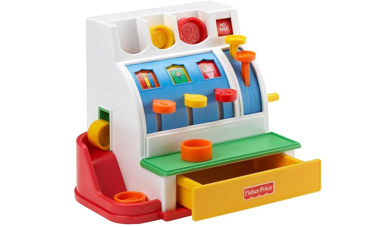 Fisher-Price Kasa sklepowa Zabawka dla dzieci