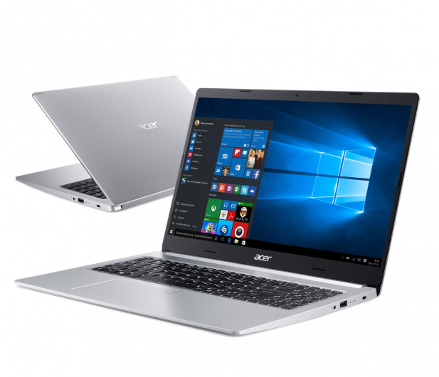 Acer Aspire 5 R5-5500U/16GB/512/W10 IPS Srebrny