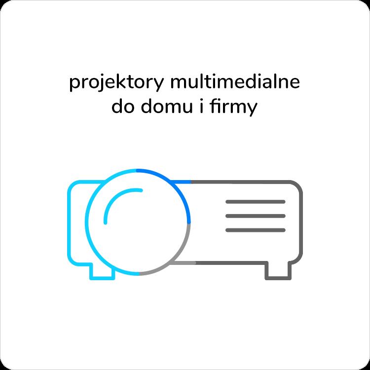 projektory multimedialne do domu i do firmy