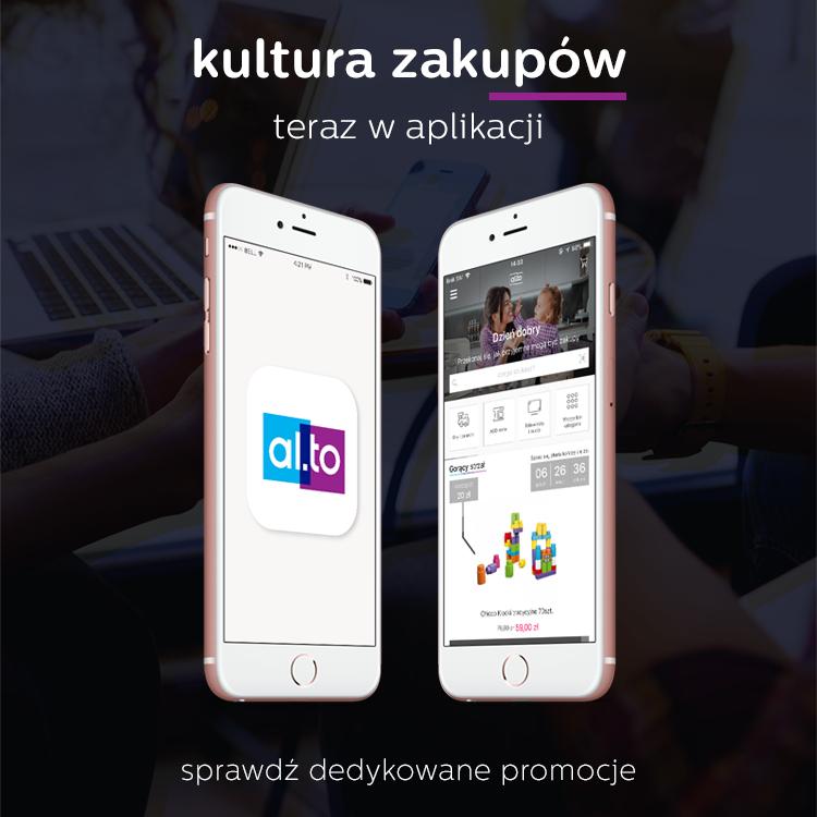 Aplikacja mobilna al.to