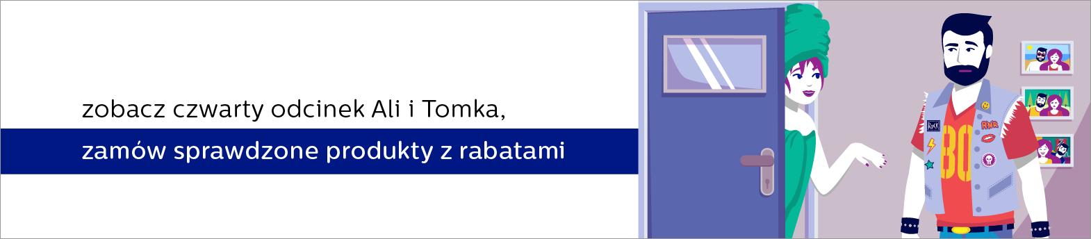 Ala i Tomek odcinek 4