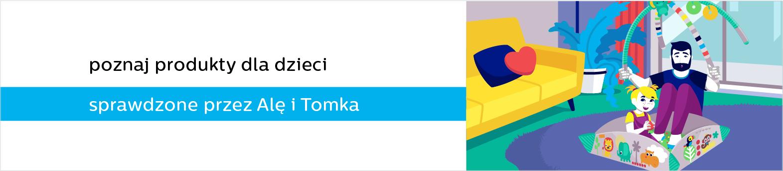Ala i Tomek odcinek 2