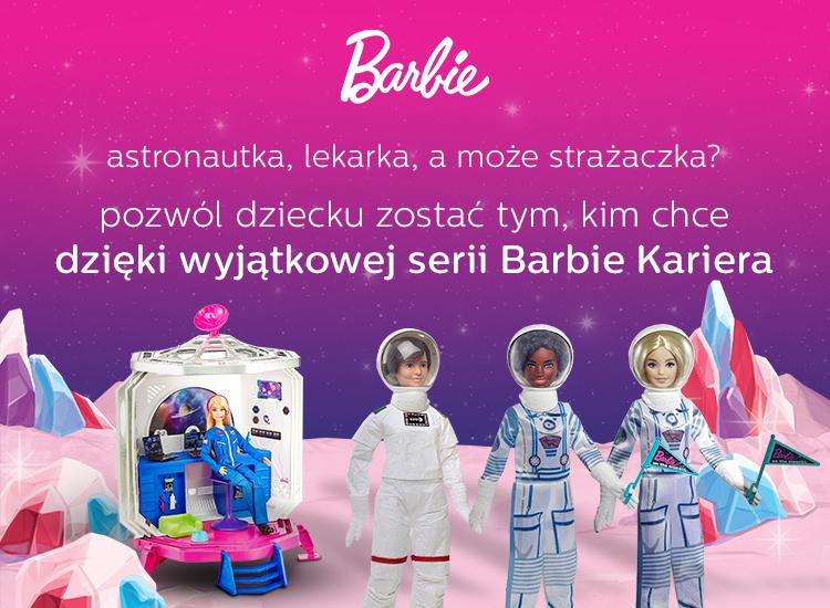 barbie kariera kosmonautka