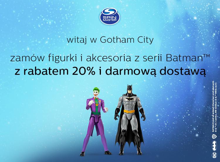 batman promocja