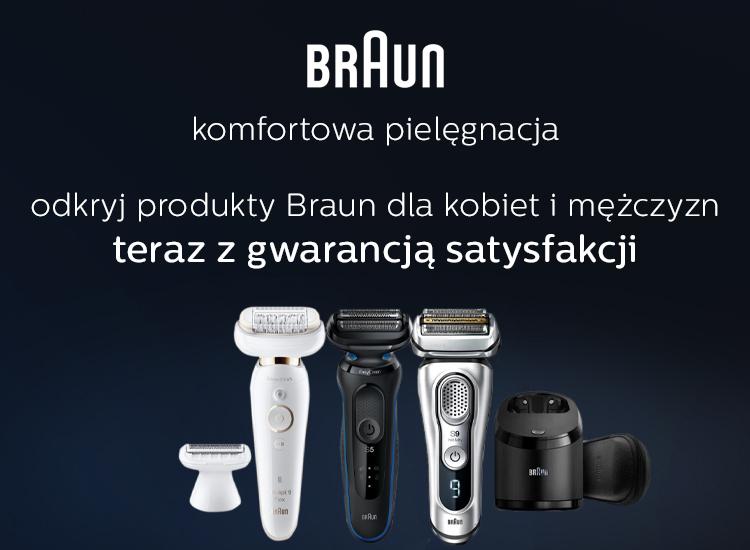 produkty braun do pielęgnacji promocja