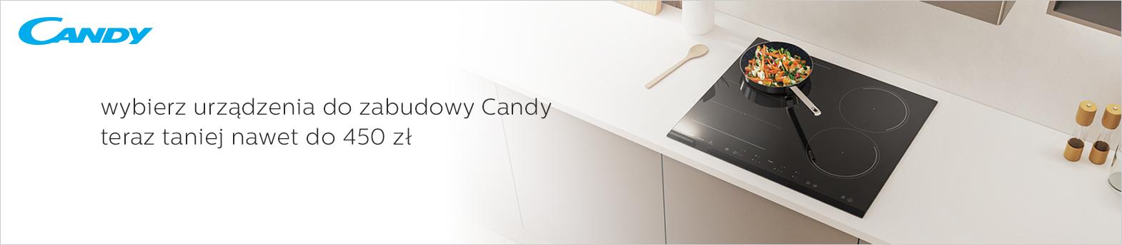 Candy promocja