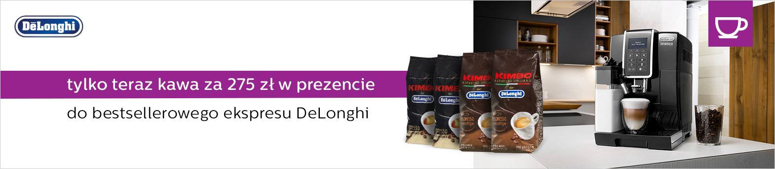 ekspres delonghi promocja