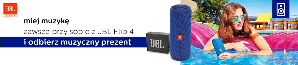 jbl flip 4 wodoszczelny głośnik