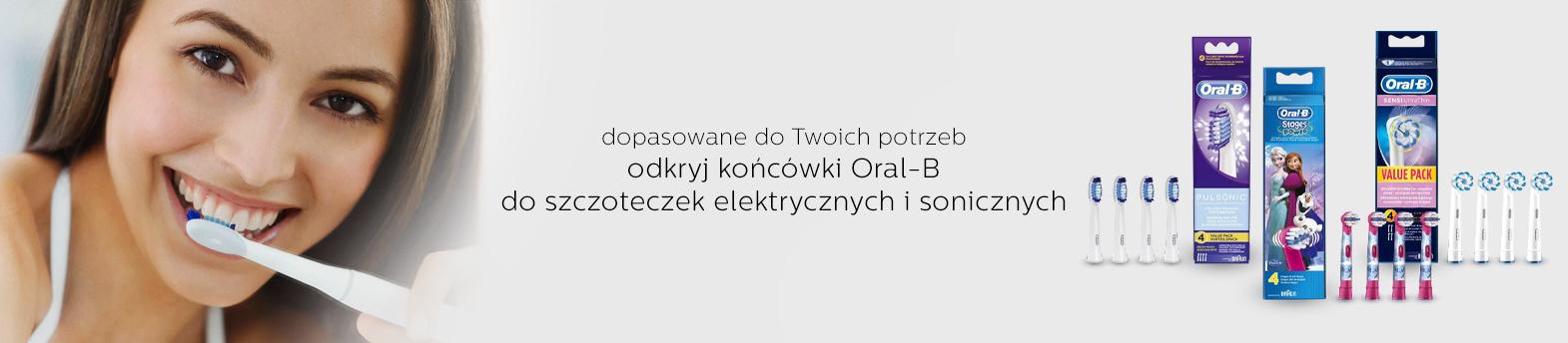 końcówki oral-b