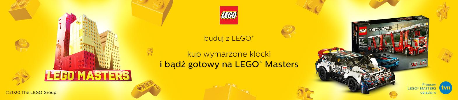 lego masters polska edycja premiera