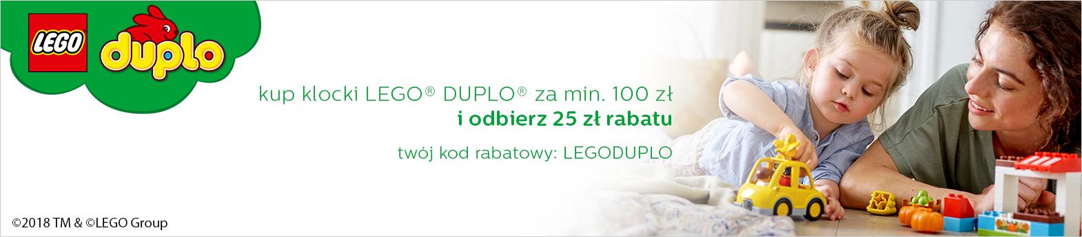 Promocja LEGO Duplo