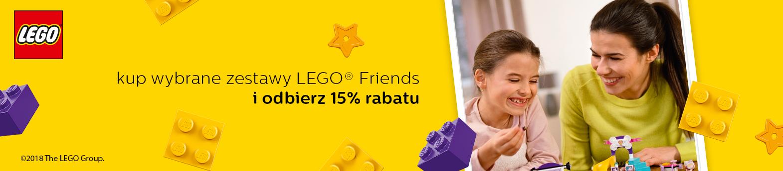 promocja lego friends