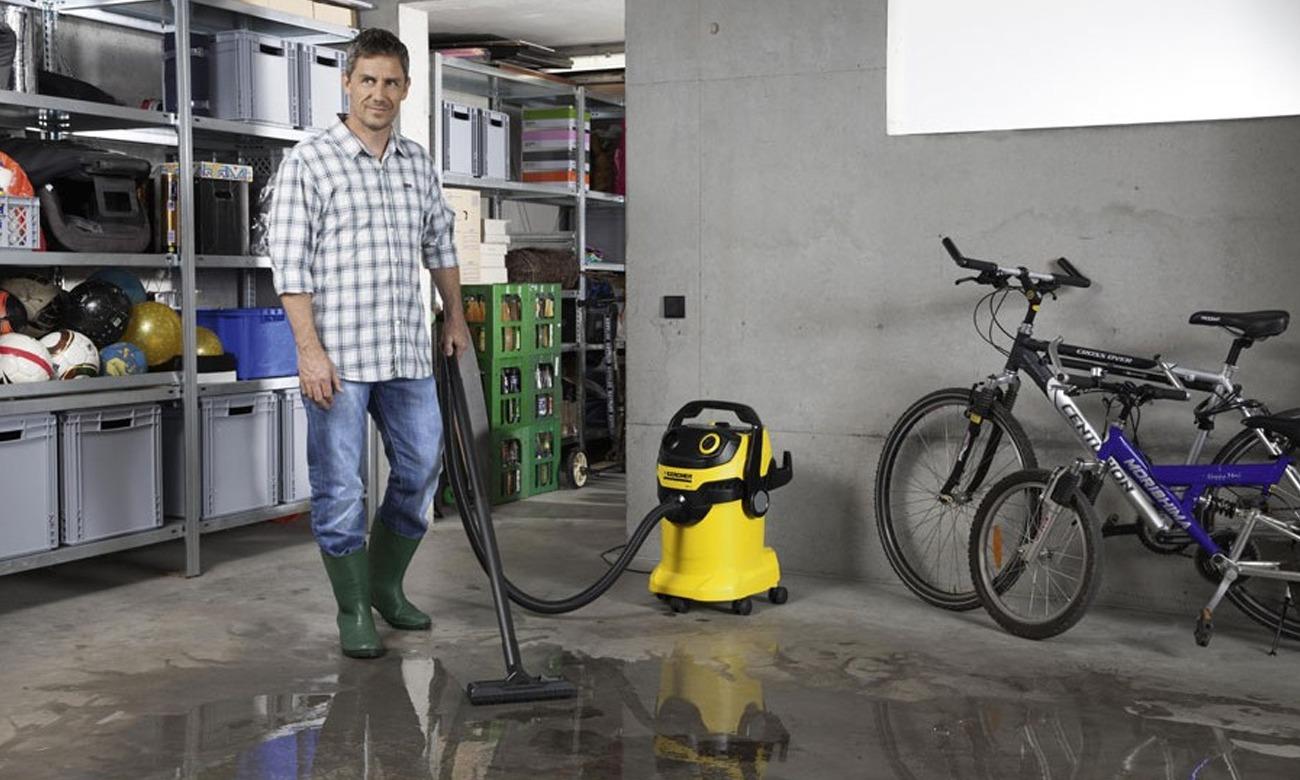 odkurzacz garazowy uniwersalny karcher
