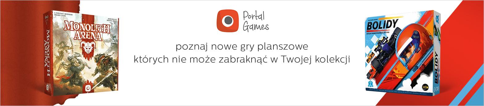 nowe planszówki portal games