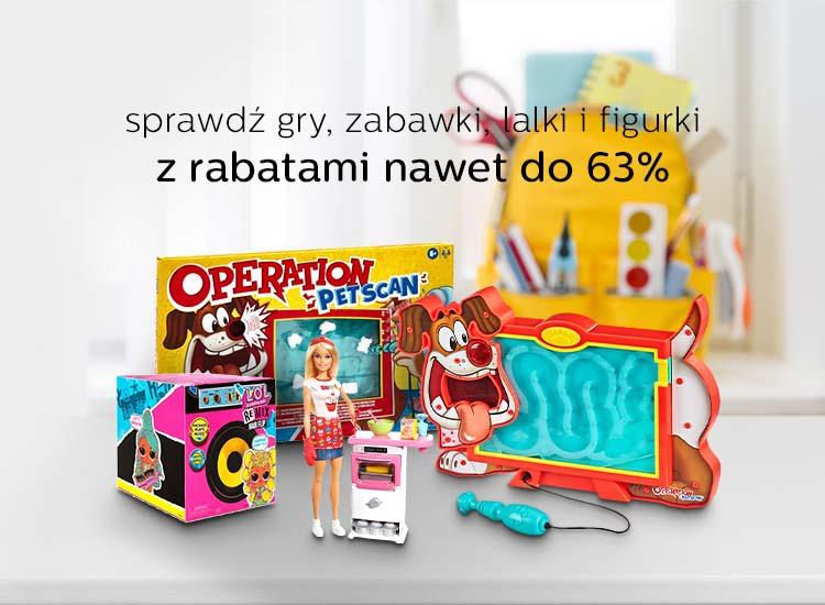promocja na zabawki